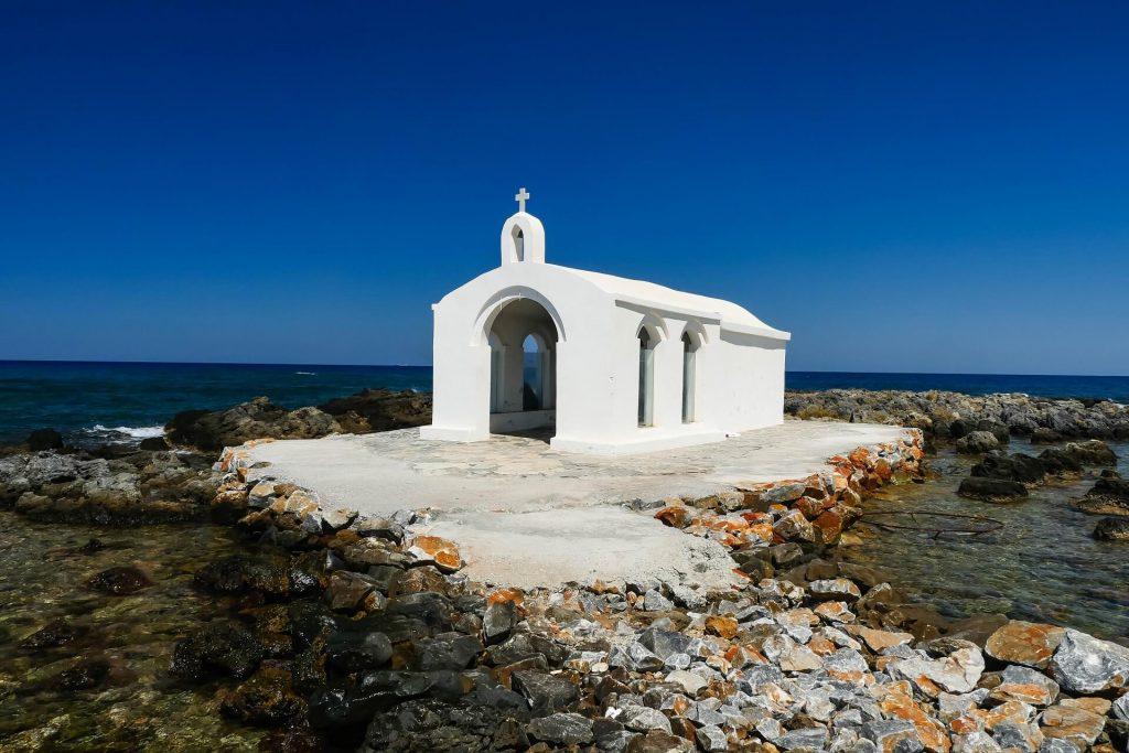 St Nicholas Chaper Church Georgioupolis Chania Crete - allincrete.com