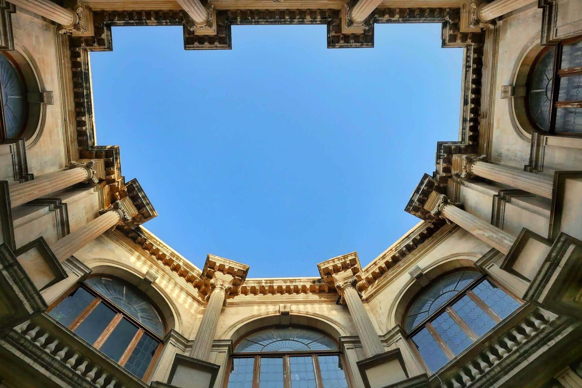 Venetian Loggia Heraklion Crete