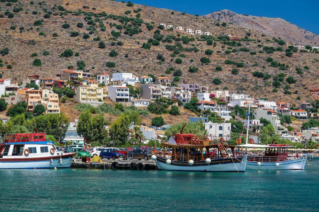 Elounda Port Lasithi Crete - allincrete.com