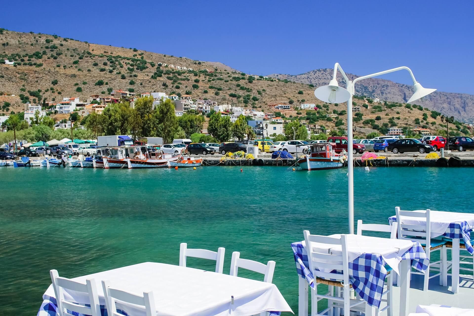 Elounda Port Lassithi Crete - allincrete.com