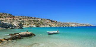 Erimoupolis Beach Lassithi Crete - allincrete.com
