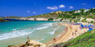Kalathas Beach Chania Crete - allincrete.com