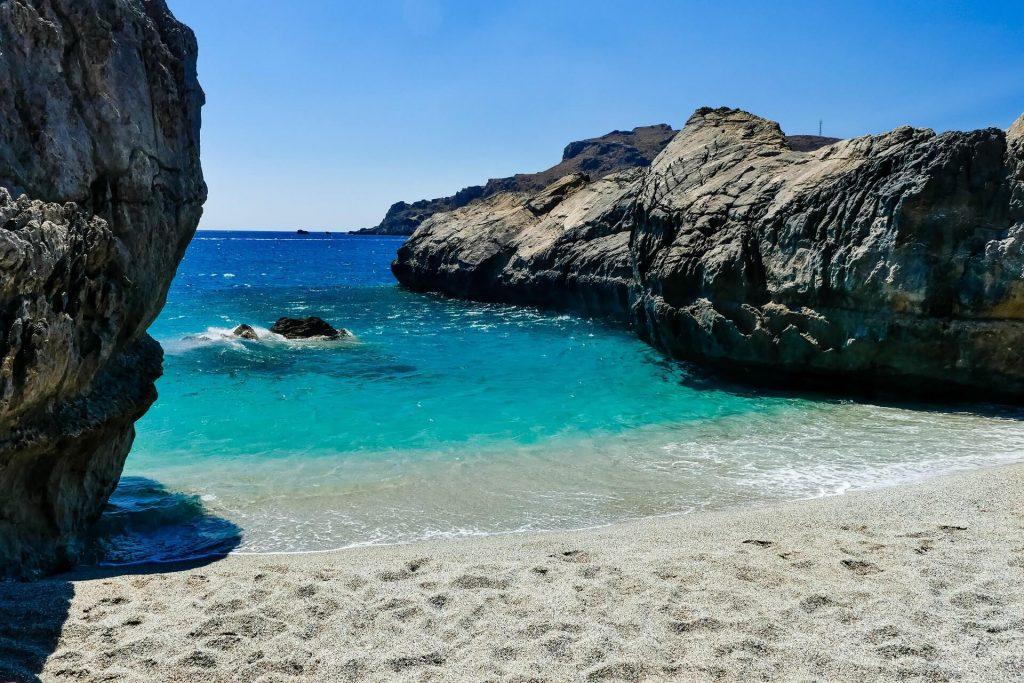 Klisidi Beach Rethymno Crete