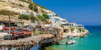 Matala Heraklion Crete - allincrete.com