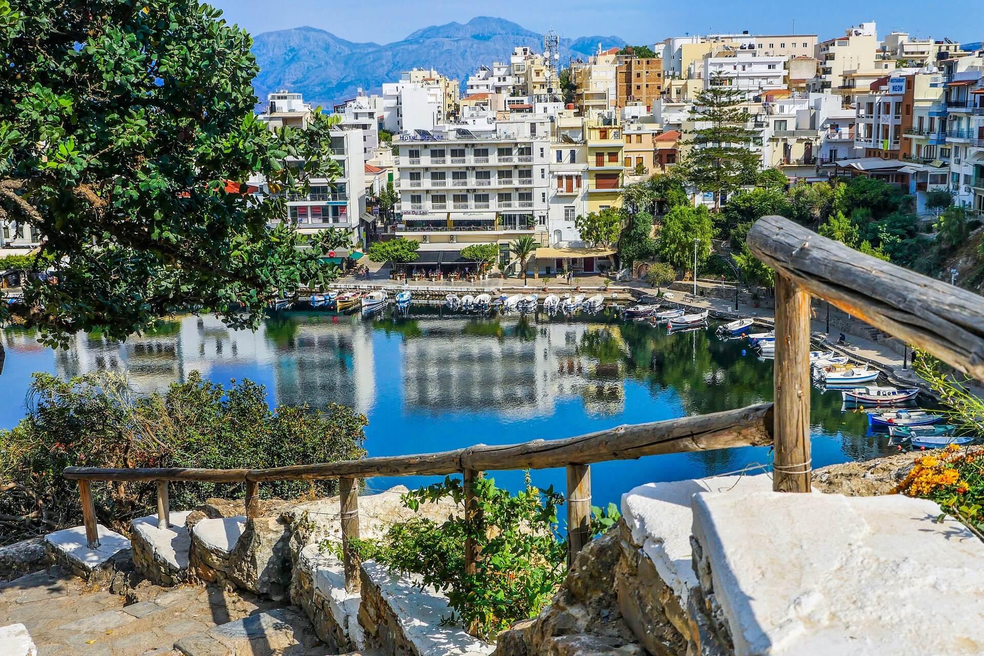 Voulismeni Lake Lassithi Crete - allincrete.com