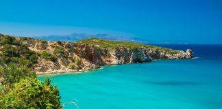Istron Bay Beach Agios Nikolaos Lassithi Crete - allincrete.com