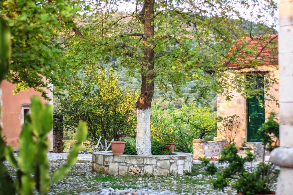 Saint George Karydi Chania Crete - allincrete.com