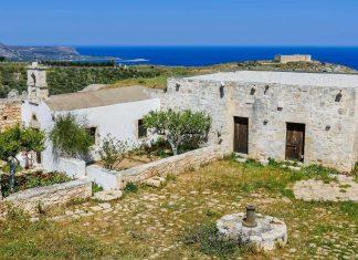 Saint John The Theologian Church Chania Crete - allincrete.com