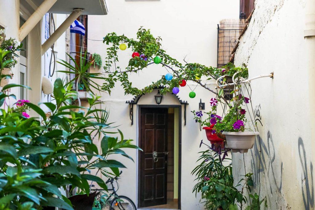 Chania Old Venetian Town Crete - allincrete.com