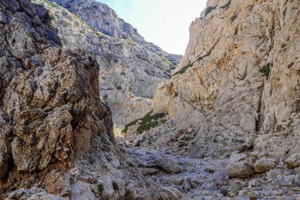 Katholiko Monastery Avlaki Gorge Chania Crete - allincrete.com