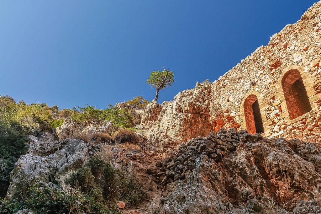 Katholiko Monastery Chania Crete - allincrete.com