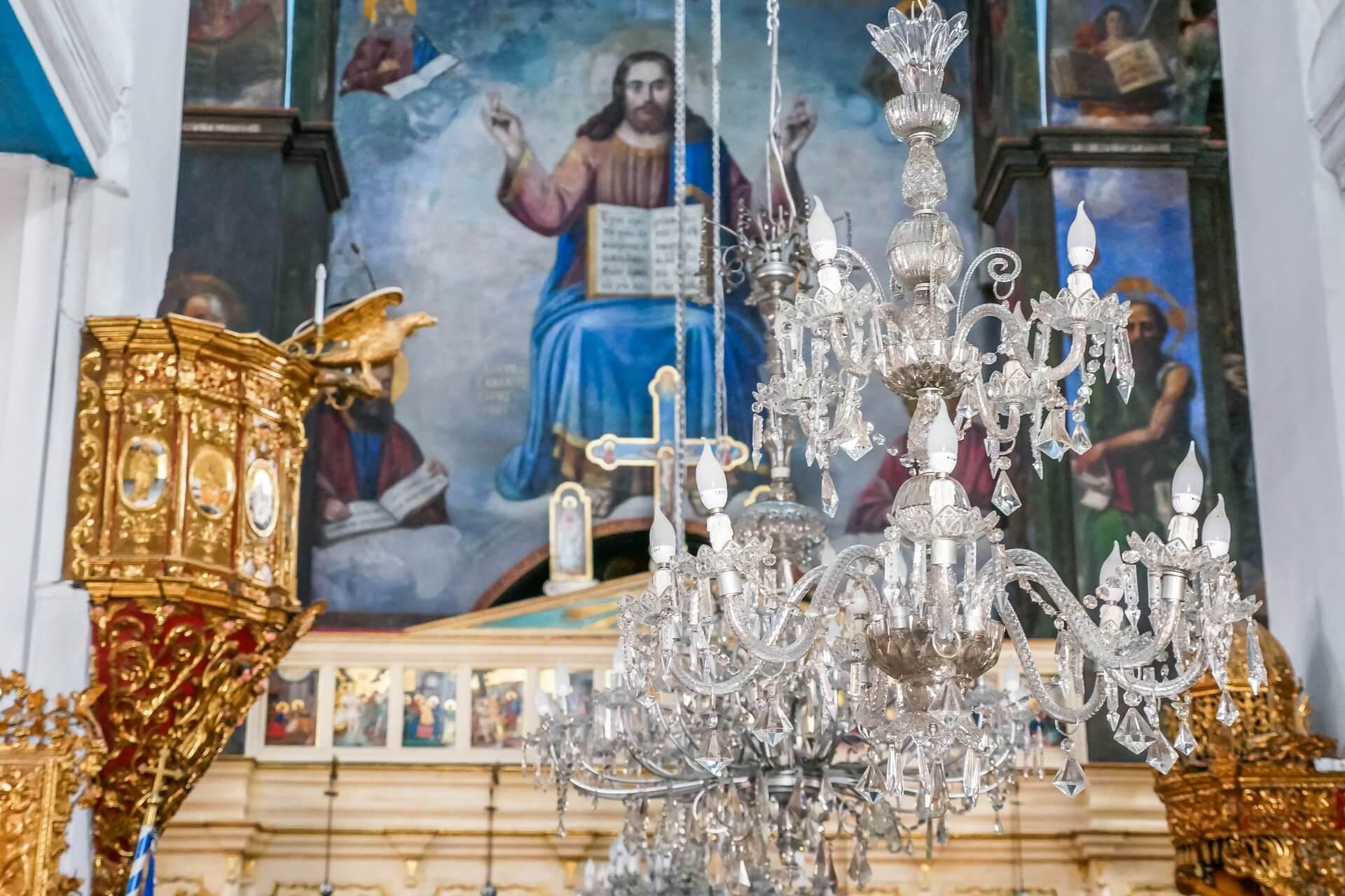 Metropolitan Church Chania Crete - allincrete.com