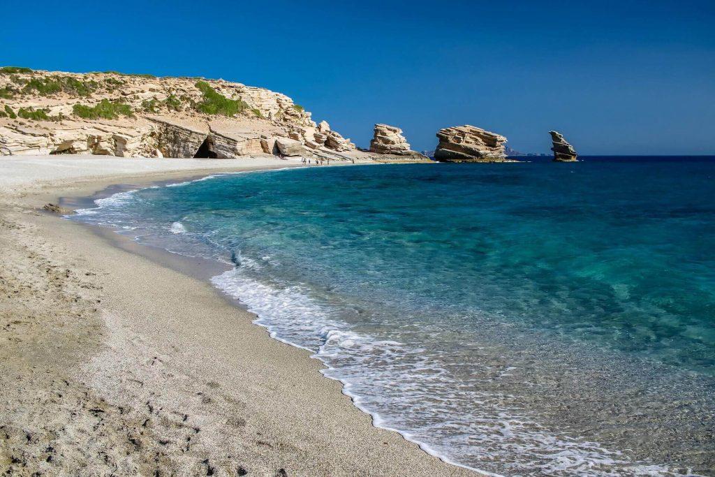 Triopetra Beach Rethymno Crete - allincrete.com