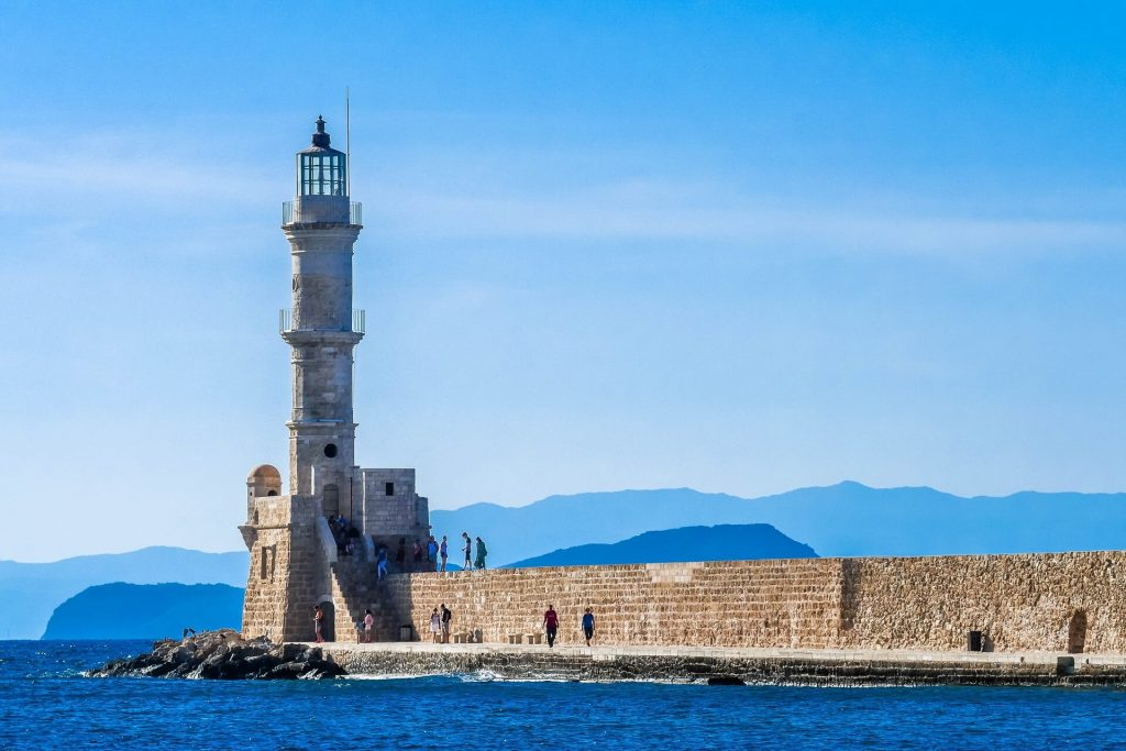 Chania Old Venetian Port Crete - allincrete.com
