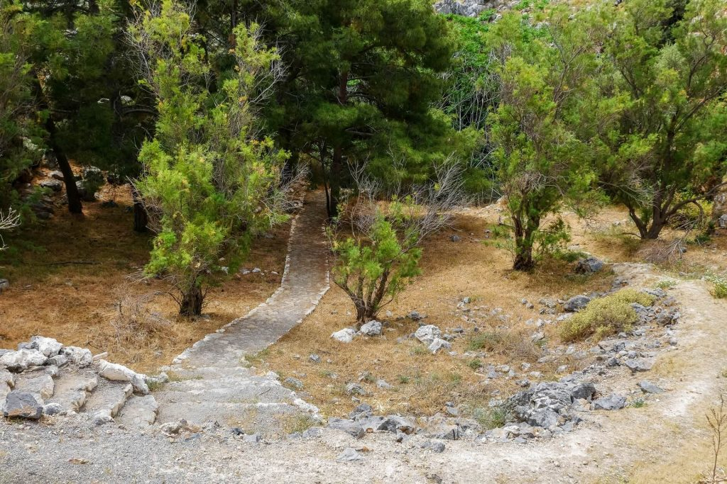 Agia Paraskevi Skotino Cave Heraklion Crete - allincrete.com