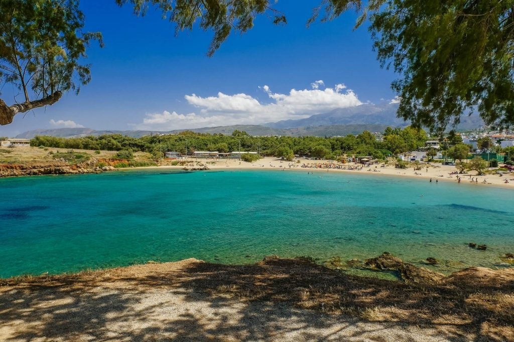 Agioi Apostoloi Beach Chania Crete - allincrete.com