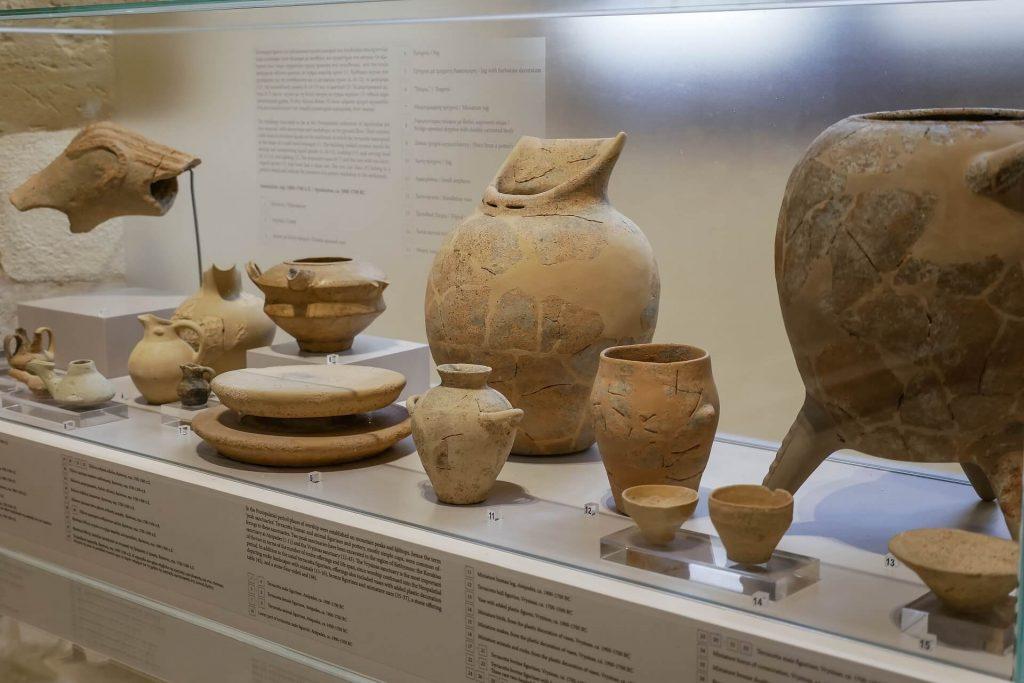 Archaeological Museum of Rethymno Crete - allincrete.com