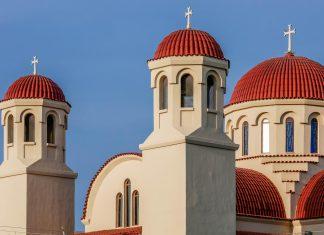 Four Martyrs Church Rethymno Crete - allincrete.com