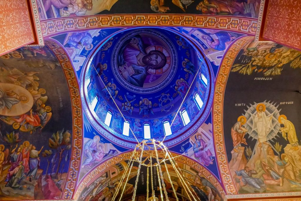 Four Martyrs Church Rethymno Crete - allincrete.com