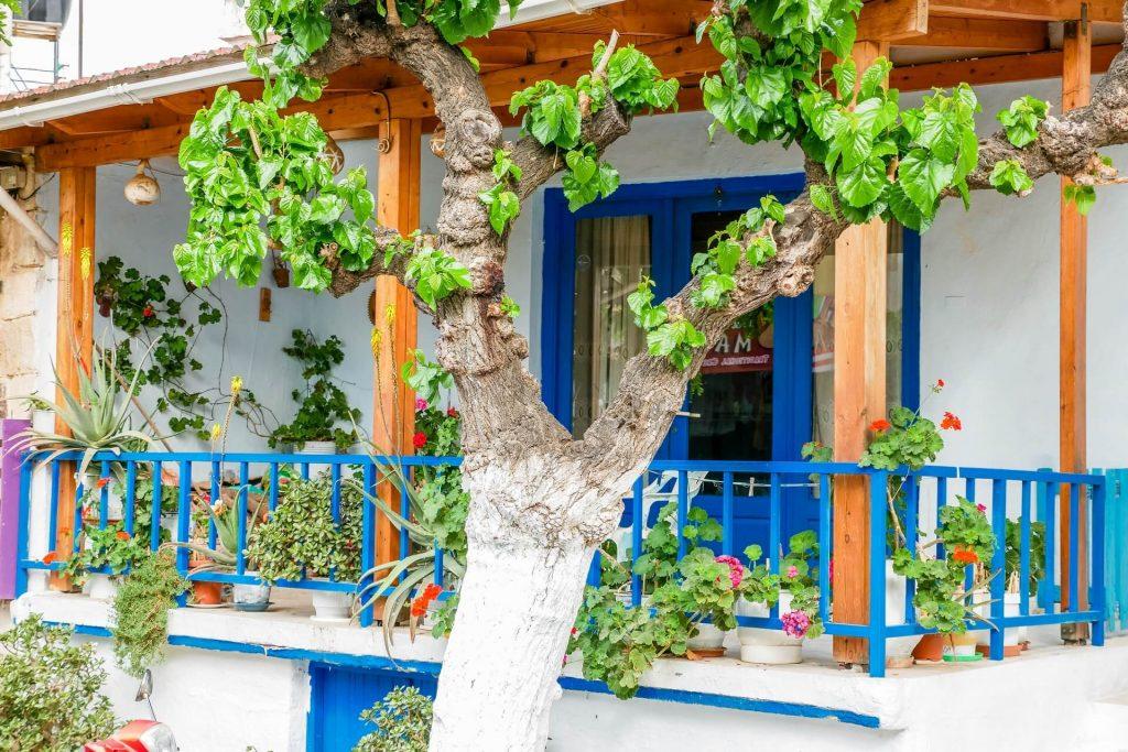 Hersonissos Village Heraklion Crete - allincrete.com