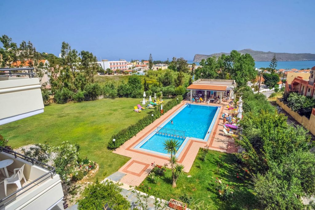 Merabello Hotel Chania Crete - allincrete.com