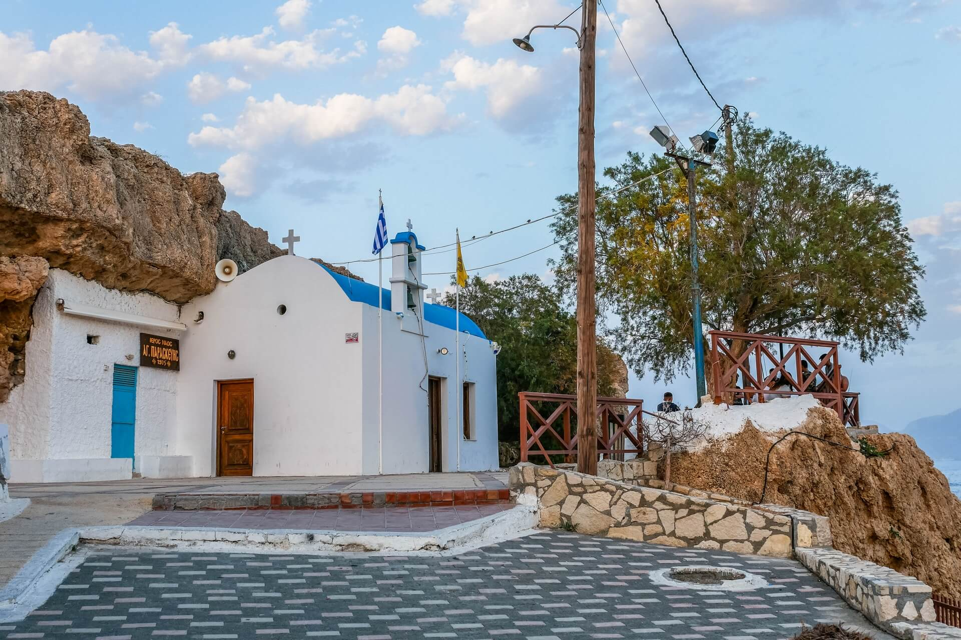Saint Paraskevi Church Hersonissos Heraklion Crete - allincrete.com