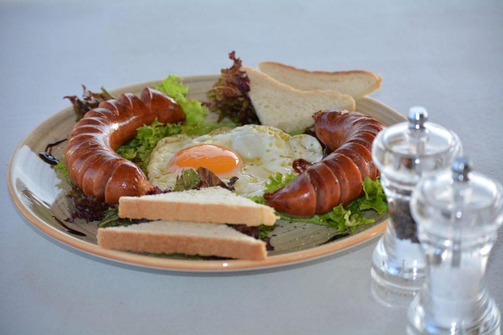 BLU Cafe Snack Bar Rethymno Crete - allincrete.com