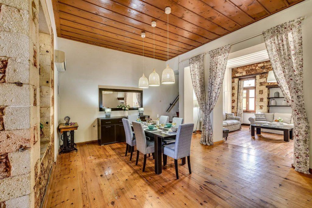 Casa Veneziana Chania Crete - allincrete.com
