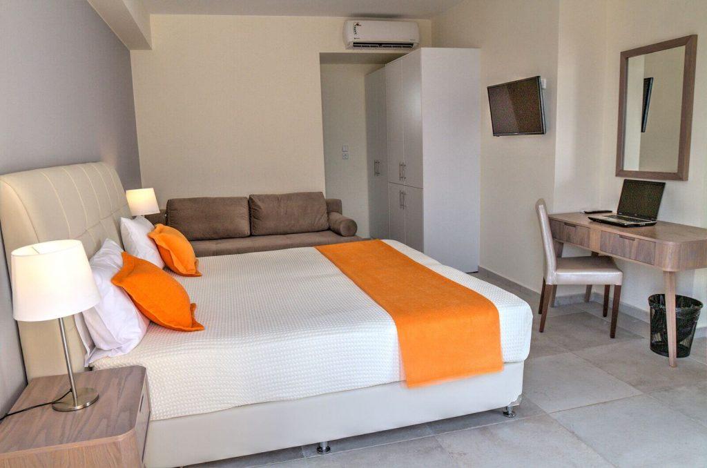 Faedra Beach Resort Agios Nikolaos Lasithi Crete - allincrete.com