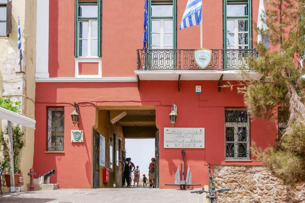 Maritime Museum of Crete Chania - allincrete.com