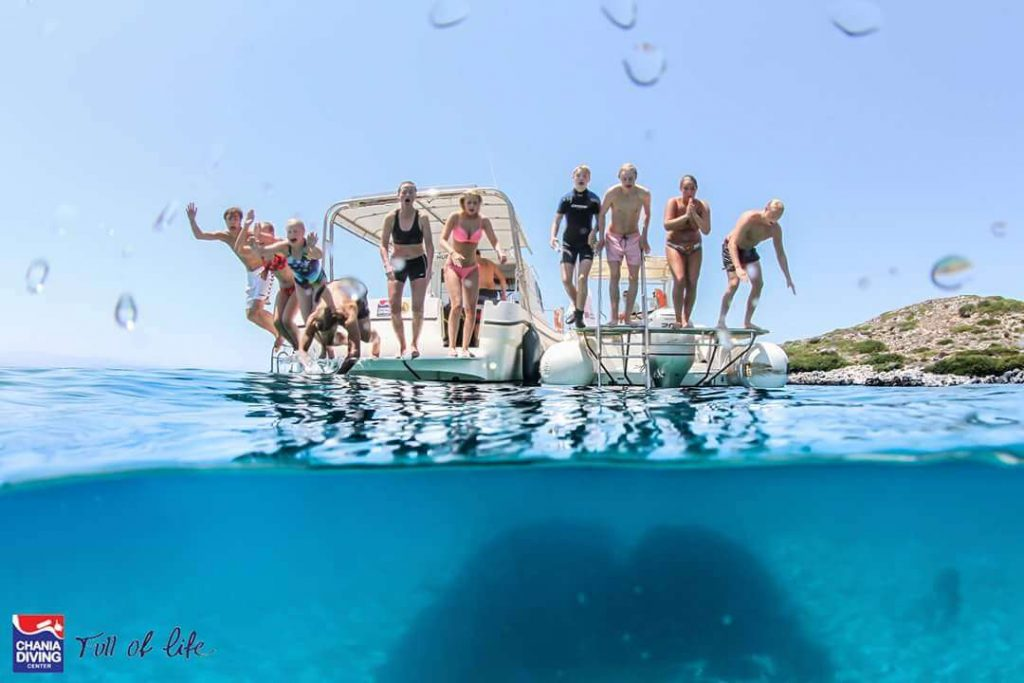 Chania Diving Center - allincrete.com