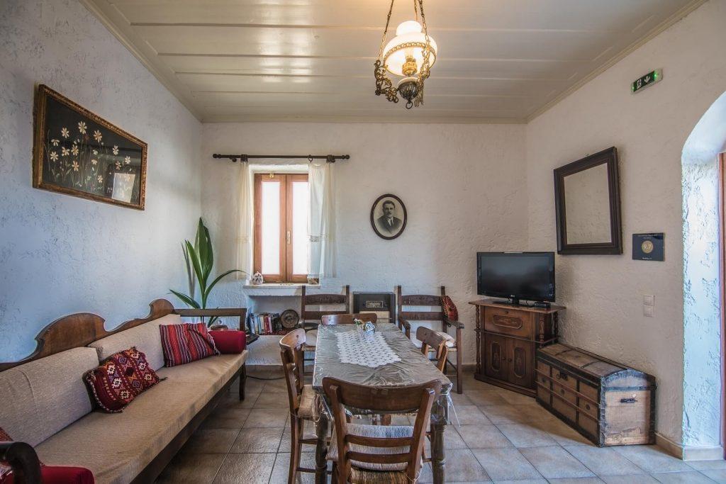 Villa Athina Chania Crete - allincrete.com