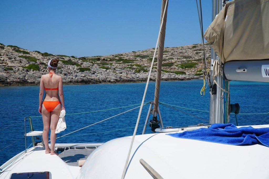 Creta Catamaran Heraklion Crete - allincrete