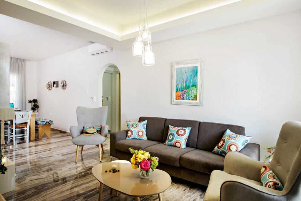 Irida Hotel, Apartment & Villa Rethymno Crete - allincrete.com