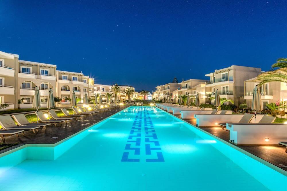 Santa Helena Beach Resort Chania Crete - allincrete