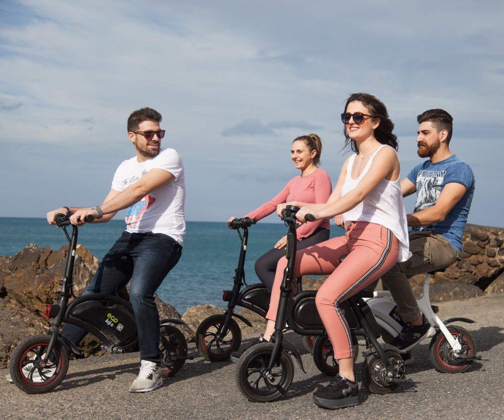 Ecobike Heraklion Crete Tour - allincrete.com
