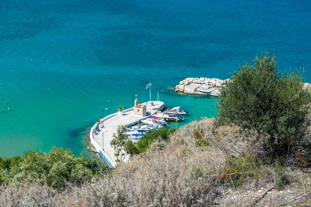 Kalyves Village Chania Crete - allincrete.com