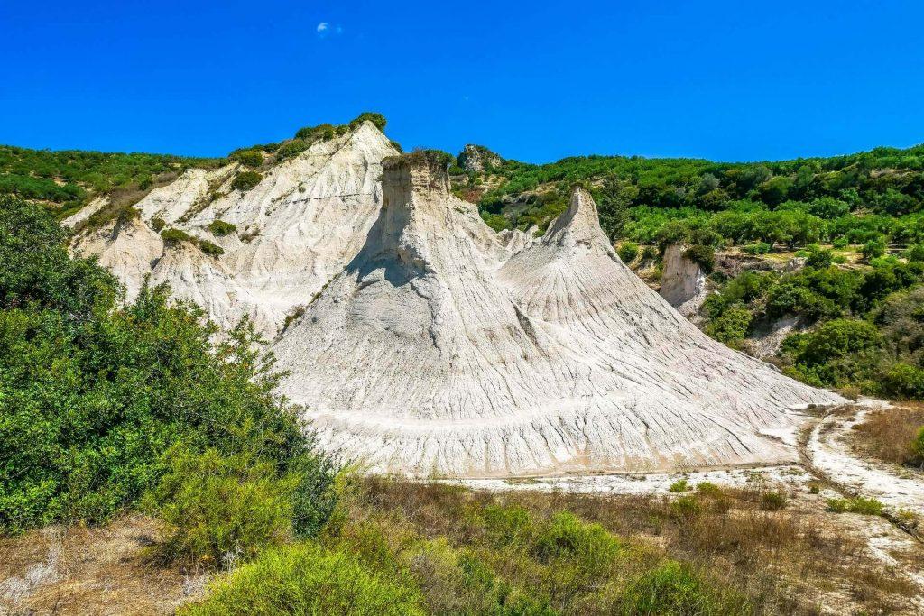 Komolithi Sand Dunes Chania Crete - allincrete.com