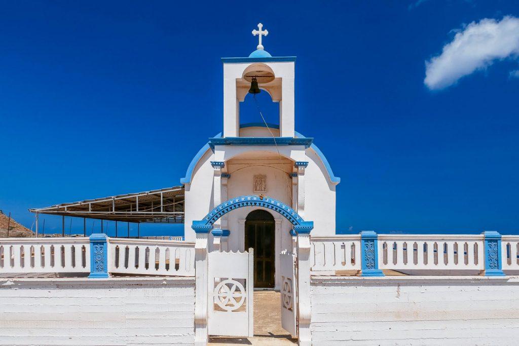 Saint Spiridon Church Seitan Limania Chania Crete - allincrete.com
