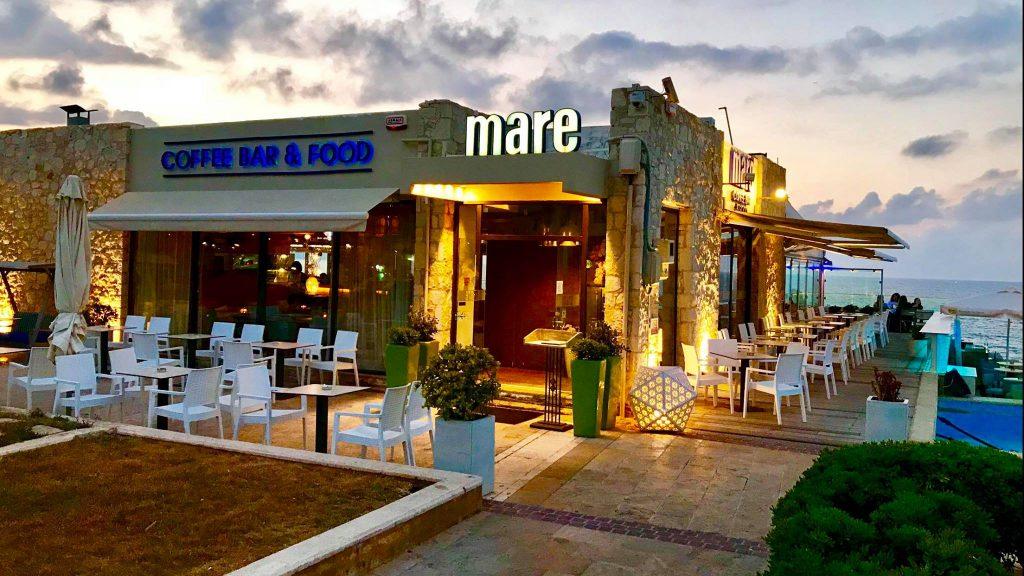 Mare coffee bar & food Heraklion Crete