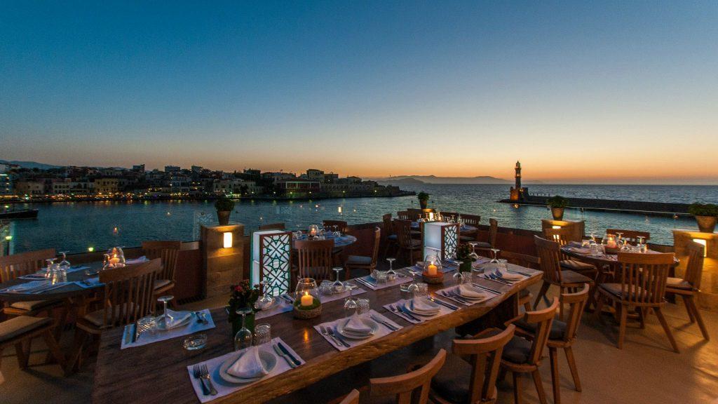 Pallas Cafe & Restaurant Chania Crete