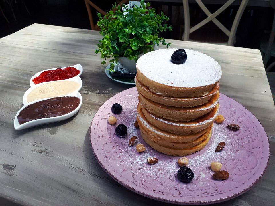 Spells Cafe Patisserie Heraklion Crete