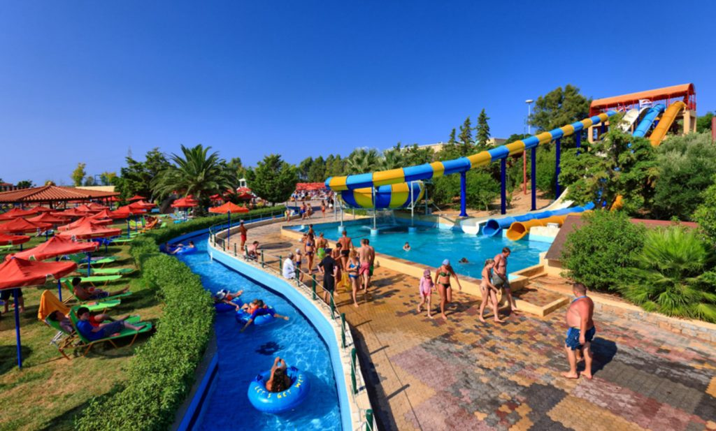 Watercity Waterpark Anopolis Heraklion Crete