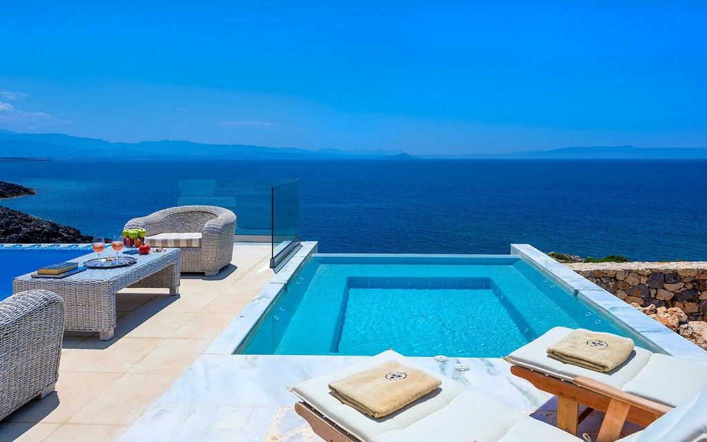 Luxury Residence Collection Chryssi Villa Chania Crete - allincrete.com