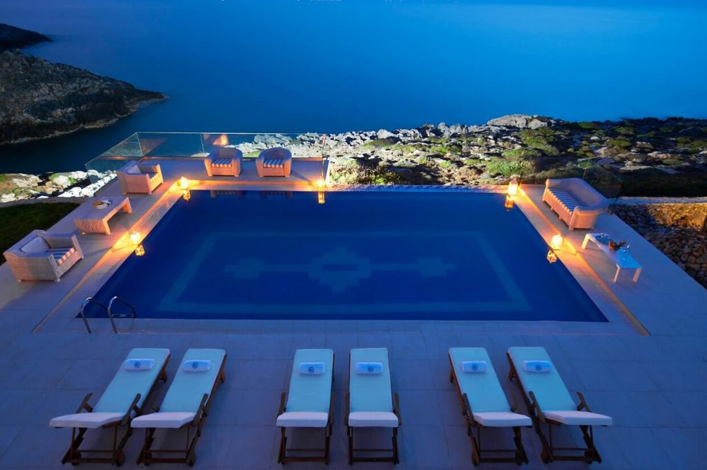 Luxury Residence Collection Chryssi Villa Chania Crete - allincrete.com