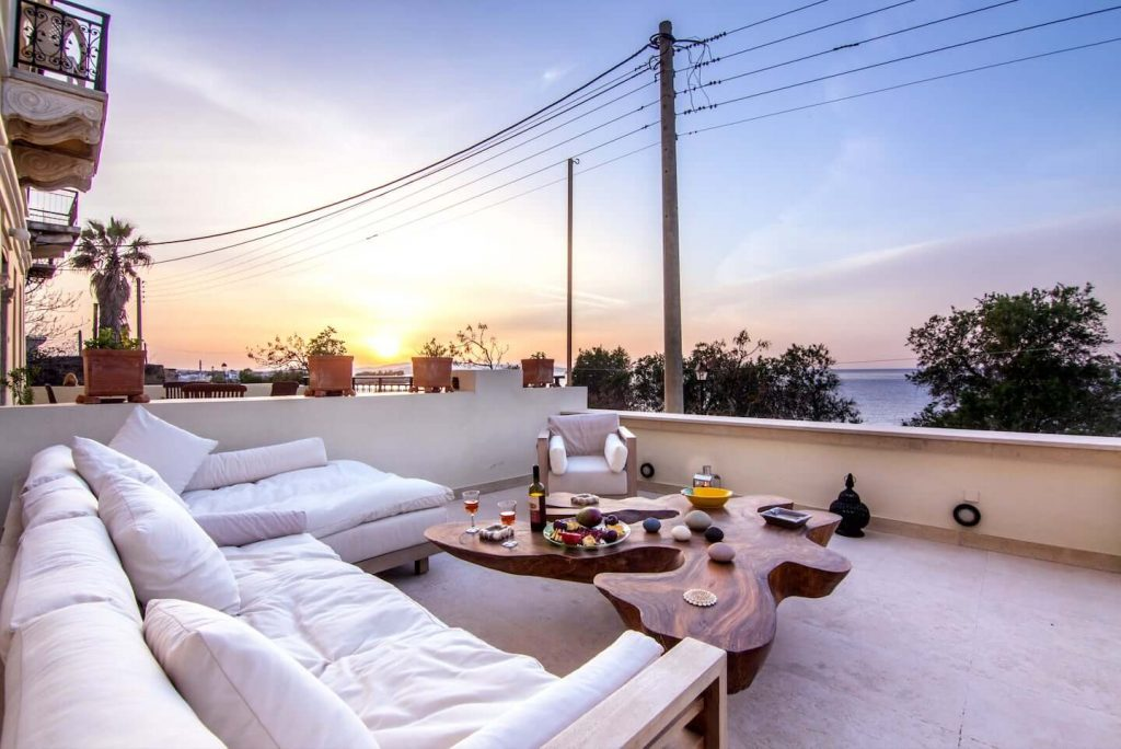 Luxury Residence Collection Cleopatra Residence Chania Crete - allincrete.com