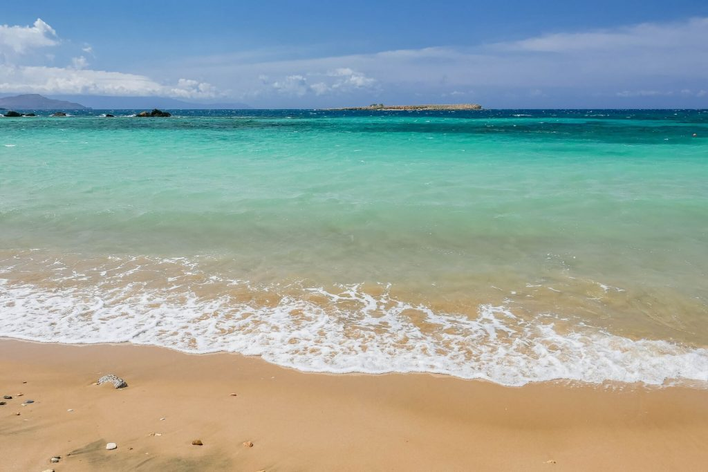Nea Chora Hora Beach Chania Crete - allincrete.com