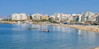 Nea Chora Hora Beach Chania Crete - allincrete.com