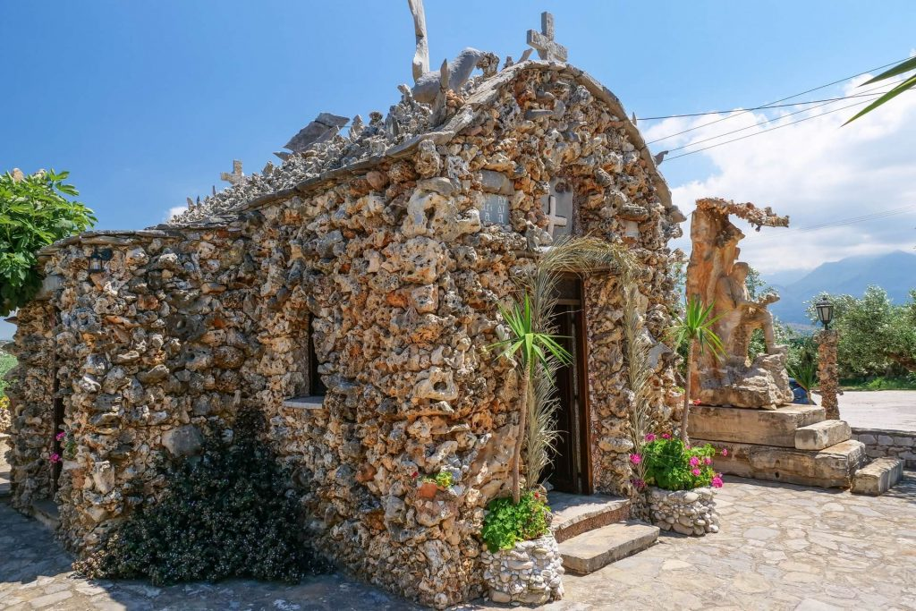 Koumos Restaurant Chania Crete - allincrete.com