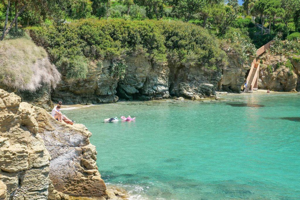 Agia Pelagia Fylakes Beach Heraklion Crete - allincrete.com